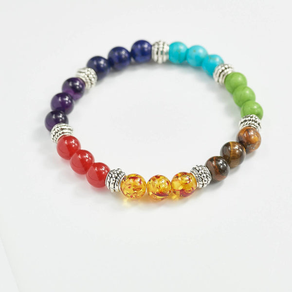 Bracelet of the 7 Chakras