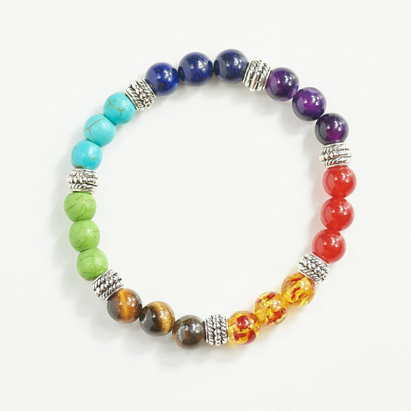 Sacred Bracelet of the 7 Chakras