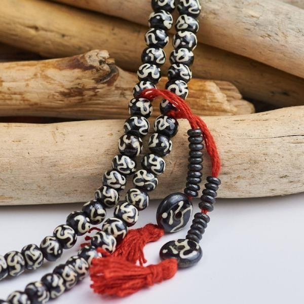Tibetan Bracelet with Mala Powers