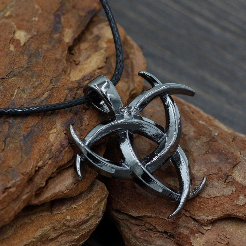 Horn Of Odin Pagan Necklace