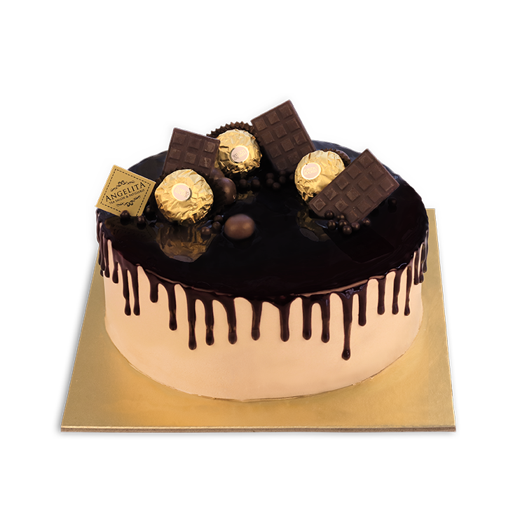 Rocher Whole Cake