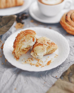 Cheese Lava Croissant