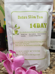 🔥 14 DAYS DETOX  SLIMMING TEA , FREE SHIPPING