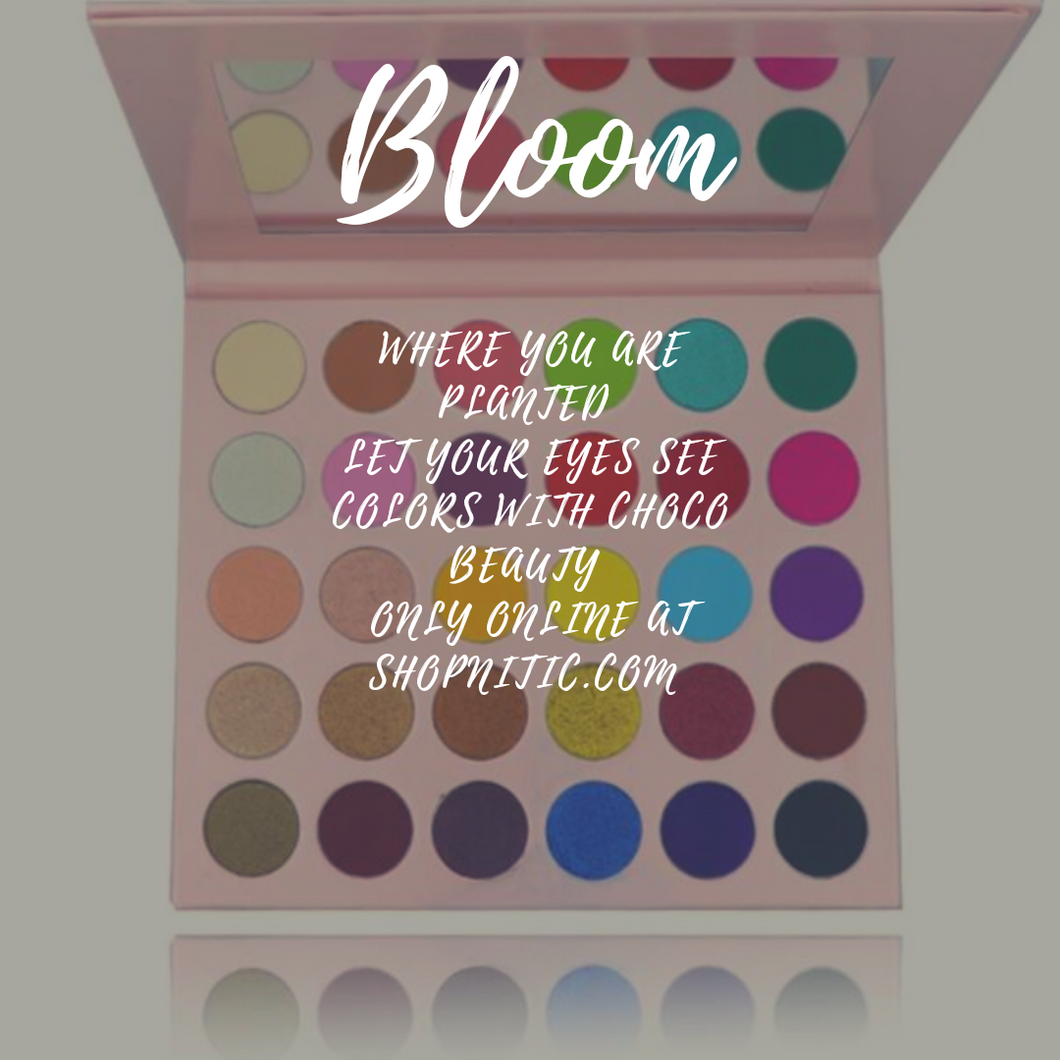 BLOOM Eyeshadow Palette