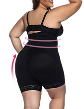 LANICA . Women's Butt Lifter Body Shaper Tummy Control Thigh Slimmer Shaperwear Waist Trainer