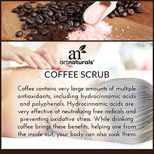 Arabica Coffee Body Scrub (20 Oz / 567g) : Beauty