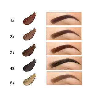 CHOCO BEAUTY Brow sculpt gel