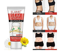 Hot Cream, Slim Extreme Cellulite Slimming Cream, Natural Slim Firming Body Cream, Hot Serum Treatment Fat Burner for Shaping Waist, Abdomen and Buttocks (hot cream)
