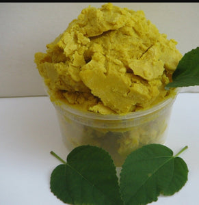 Pure 100% Organic Raw Unrefined African Shea Butter Grade A From Ghana. 8.oz