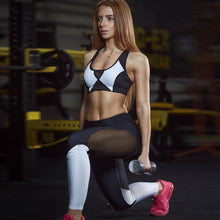 Women High Waist Sports Gym Yoga Running Fitness Leggings.