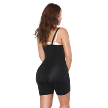 Open Crotch Bodysuit Waist Trainer Tummy Control Fajas Colombianas High Compression