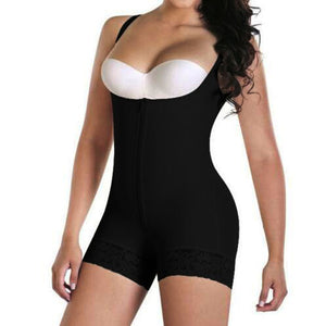 MISS AMBER  Women Full Body Tummy Control Bodysuit Post Surgery