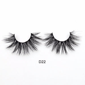 LASH BY CHOCO Natural 100% handmade thick False Eyelashes Extension