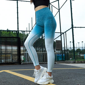 Women Sports Gym Yoga Pants Compression Tights.