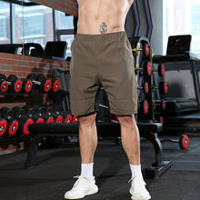 Casual Mens Summer shorts. Gyms Jogger quick drying