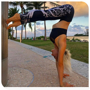 Yoga Leggings Women Fitness Crossfit