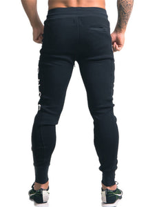 New Fashion Style Men Long Pants Joggers Casual  Fitness Pencil pants