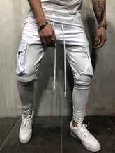 New Casual Brand Men Jogger Pants Hip Hop  Fashion Pants 2019 Male Trousers