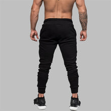 Mens Joggers Casual Pants Fitness Bottoms Skinny Sweatpants Trousers