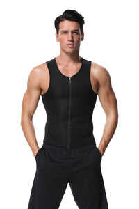 Men Neoprene Hot Body Shaper Waist Trainer