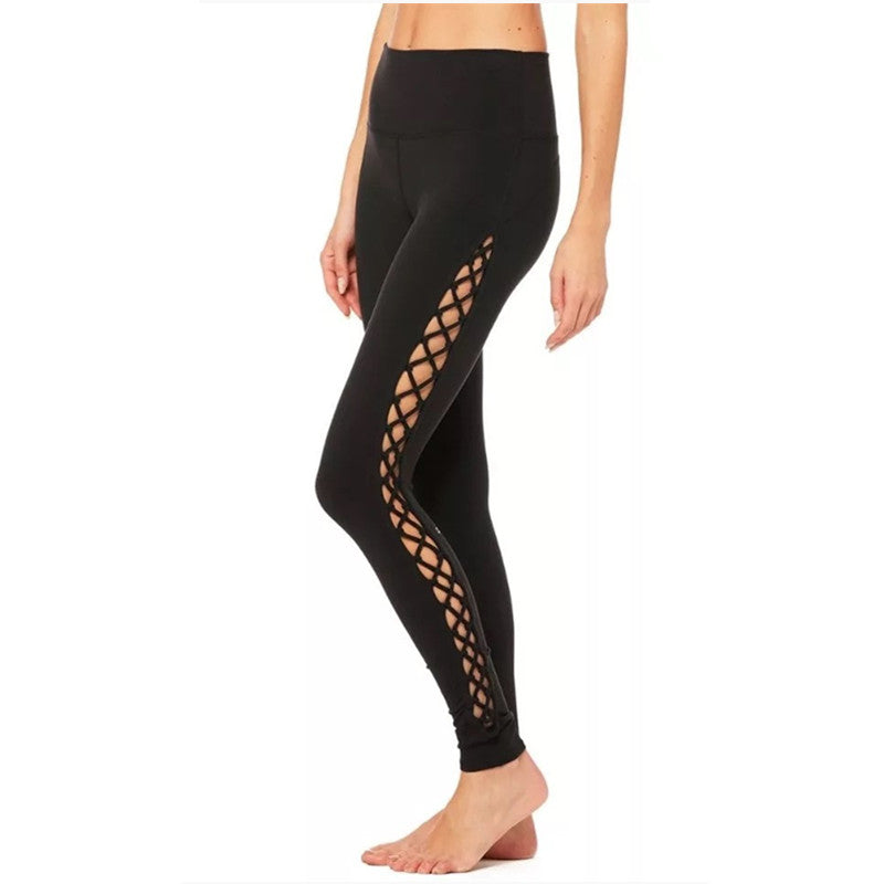 High-Waist Twisted Legging (2 Colours)