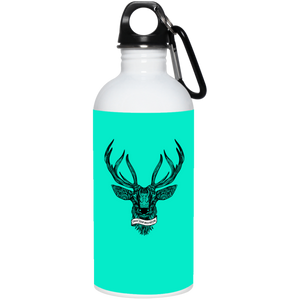 Enjoy Your Wild Nature Reusable Water Bottle Water Bottles - Giving Gecko Giving Back To Animal Rescue Charities