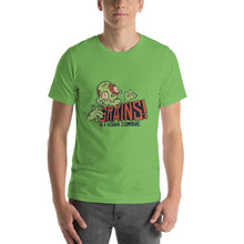 I'm A Vegan Zombie T-Shirt - Giving Gecko Giving Back To Animal Rescue Charities