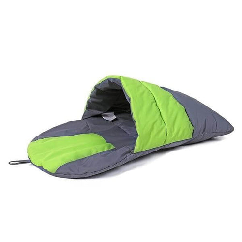 Small Dog & Cat Waterproof Camping Sleeping Bag - Giving Gecko Giving Back To Animal Rescue Charities