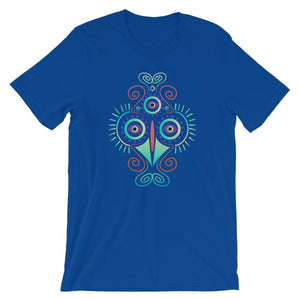 Psychedelics Hallucinatory Chicken T-Shirt T-Shirts - Giving Gecko Giving Back To Animal Rescue Charities