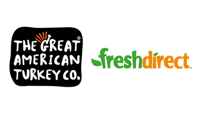 """Gobble for Good"" The Great American Turkey Co. One-For-One Campaign with FreshDirect"