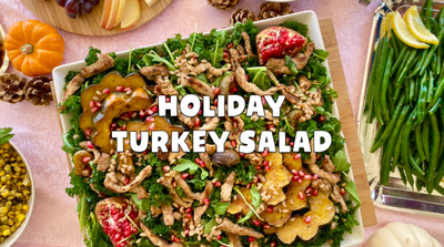 Holiday Turkey Salad