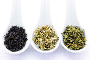 Green Vs White - Which Tea is for you?