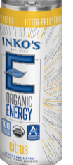 Inko's Energy Citrus - 12 pack