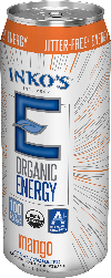 Special Deal - Inko's Organic Energy Mango 12 pack Only $19.99