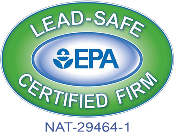 Lead Safe certified firm – EPA