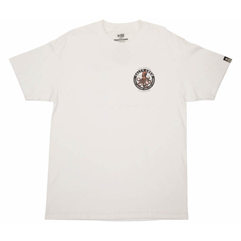 Salty Crew DEEP REACH S/S TEE in White