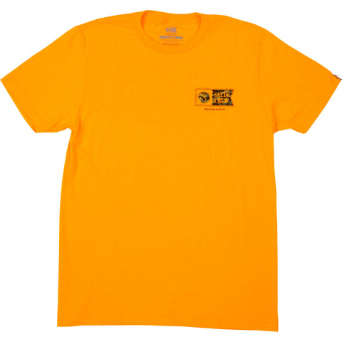 Salty Crew ALPHA DECOY STANDARD S/S TEE in Orange
