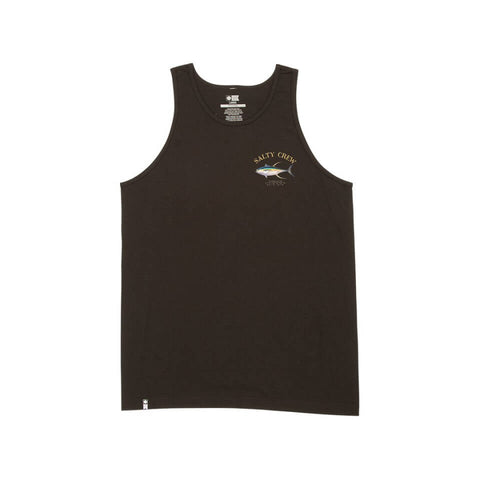 Salty Crew TANK AHI MOUNT TANK in Black
