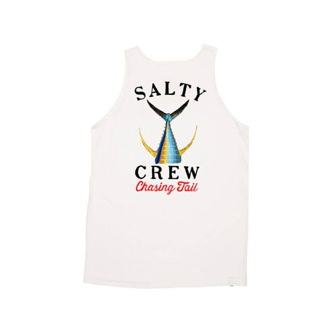 Salty Crew TAILED in White