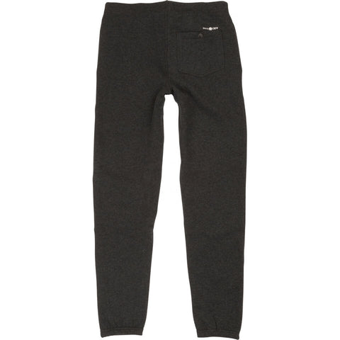 Salty Crew Slow Roll Sweatpant in Black Heather