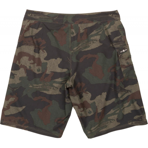 Salty Crew LOWTIDE BOARDSHORT in Camo