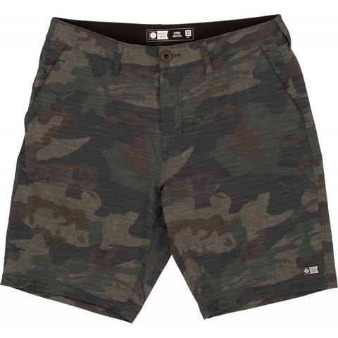 Salty Crew Drifter 2 Hybrid Walkshort in Camo