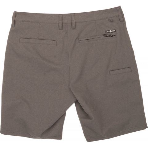 Salty Crew DRIFTER 2 PERFORATED in Charcoal