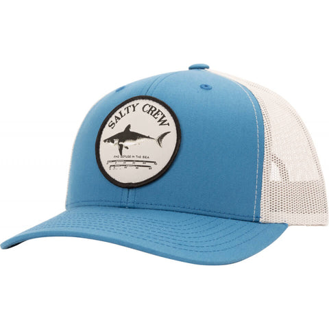 Salty Crew Bruce Retro Trucker in Slate/Silver