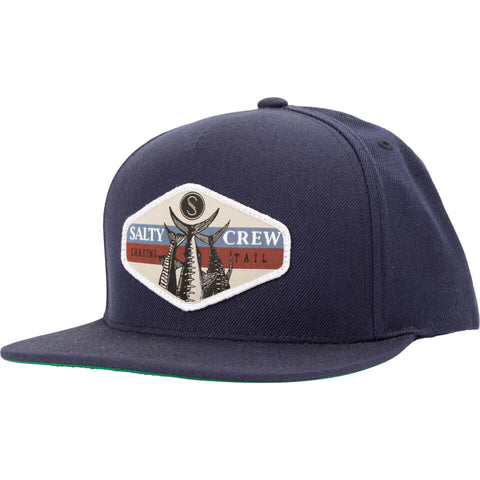 Salty Crew HIGH TAIL 5 PANEL in Navy