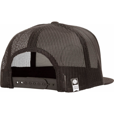 Salty Crew DAWN PATROL TRUCKER in Black