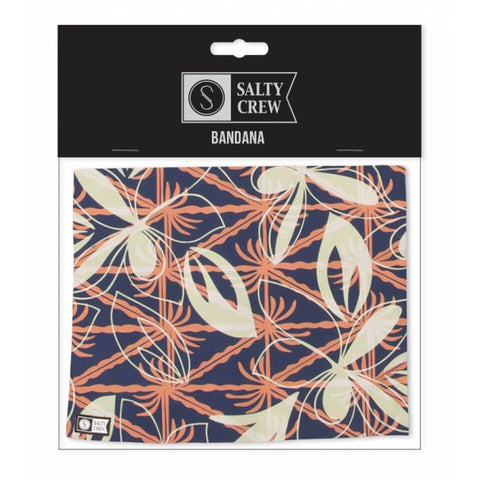 Salty Crew LAYDAY BANDANA in Navy