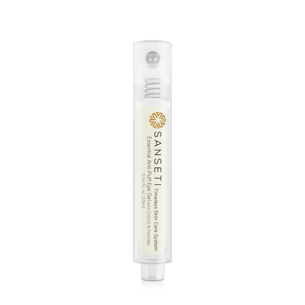 Essential Anti-Puff Eye Gel with CoQ10 & Peptides