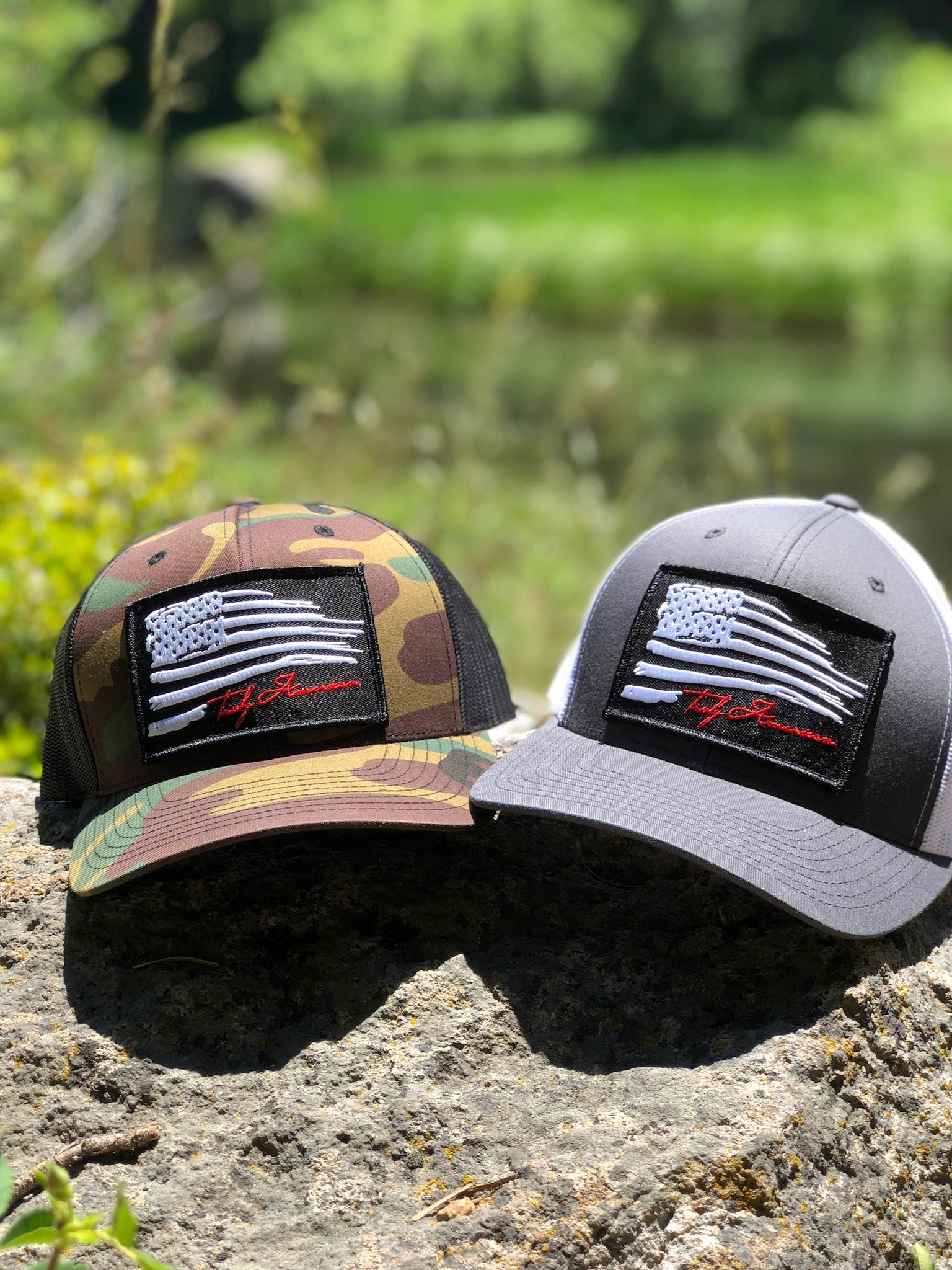 Truly American Apparel is an exclusive line of patriotic and veteran apparel, branded to support the people who built the foundation of our country.