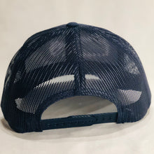 Navy Blue Truly American Trucker Hat